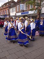 2015 Day of Dance, Witham