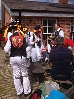 Suffolk Tour with Ferrette Morris 2015