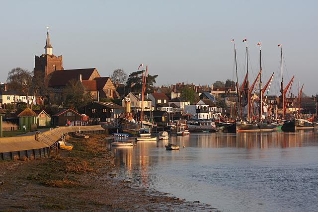 View of Maldon